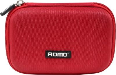 Admo HDD-01-RD 2.5 inch External Hard Drive Bag