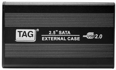 TAG 2.5,, Sata Casing 2.5 Inch Hard Drive Enclosure