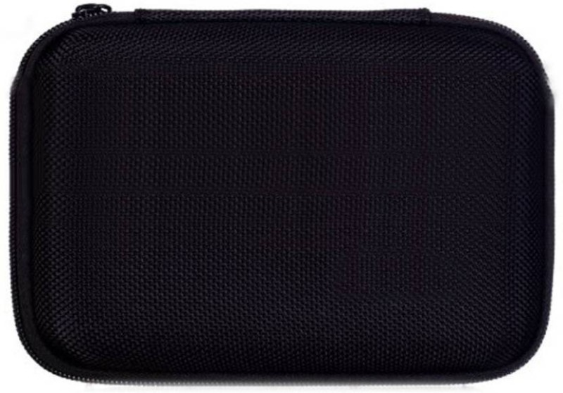 Rapter Pocket Hard Drive Pouch 2.5 inch Internal Hard Drive Enclosure(For Seagate, Toshiba, WD, Sony and Transcend 2.5 inch External HD, Black)