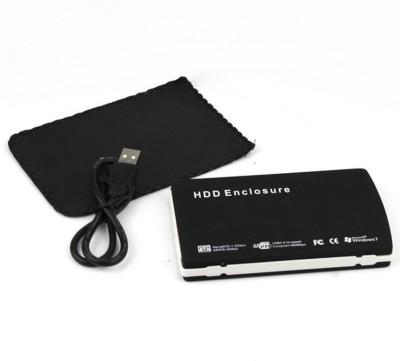 AVB TB Velvet Sata Casing Usb 2.0 2.5 inch Laptop External Hard Drive Enclosure