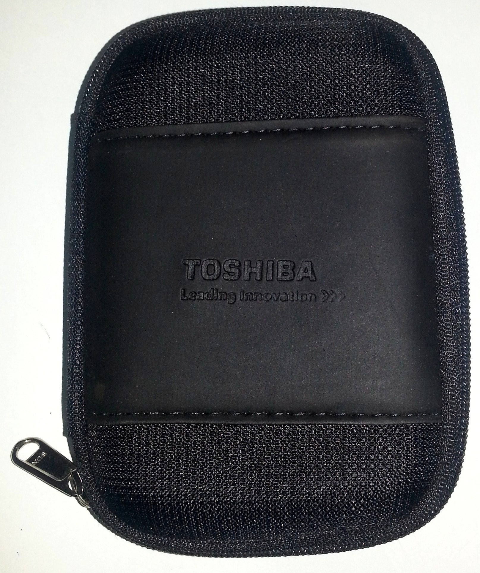 Toshiba HDD External Hard Disk Cover(For All Brand of 2.5 inch Hard Drives, Black)