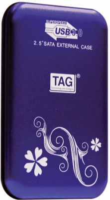 TAG Sata Casing USB 3.0 2.5 Inch Hard Disk Case
