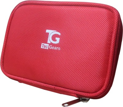 Tacgears TGHDDP1R 2.5 Inch Hard Drive Pouch