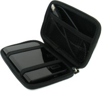 JPRS Portable Case 2.5 inch External Hard drive(For All 2.5 Inch Hard Disk, Black)