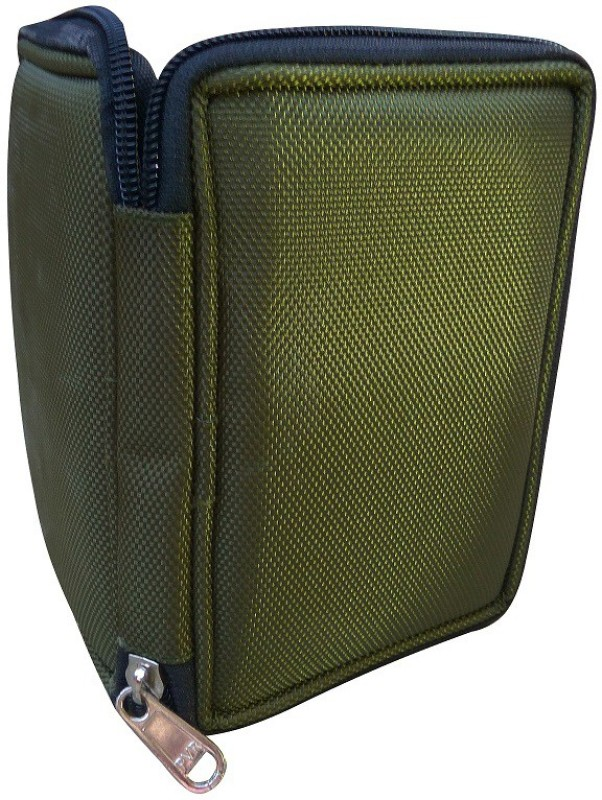 JPRS JP-Green 56 2.5 inch External HardDisk Case(For Toshiba, Seagate, Western Digital, Samsung, Hitachi, WD, HP, Trancend, Sony, Olive Green)