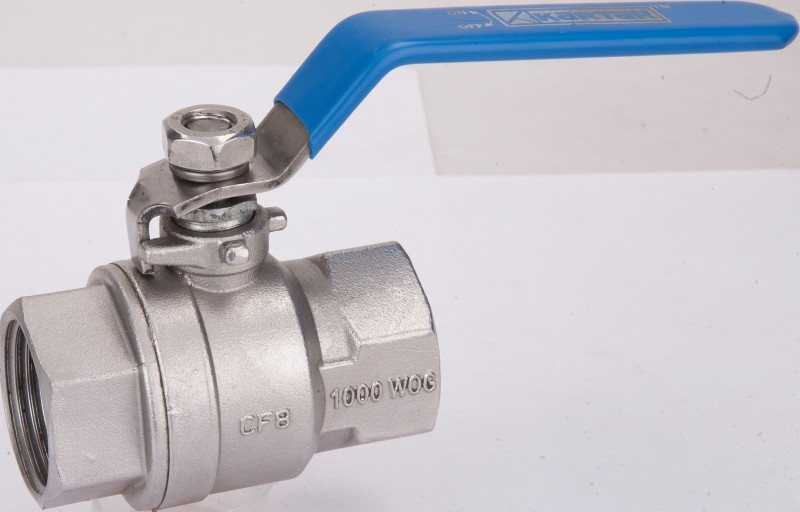 KARTAR K-804A Ball Valves