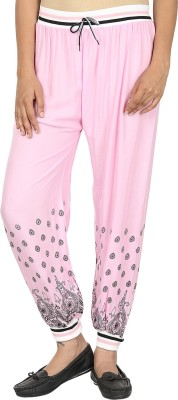 Big Up Printed Cotton Women's Harem Pants