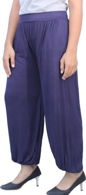 Romano Solid Cotton Women's Harem Pants