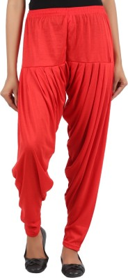 Pnr Exports Solid Cotton Women's Harem Pants