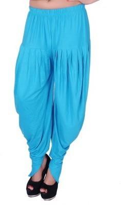 Fizzaro Solid Lycra Women's Harem Pants