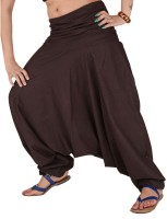 Skirts & Scarves Solid Cotton Womens Harem Pants