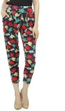 Camey Printed Polyester Women's Harem Pa...