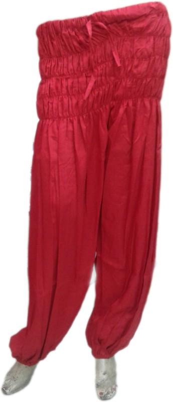 RC Self Design Cotton Women's Harem Pants