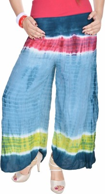 Jaipur Kala Kendra Printed Pure Crepe Women's Harem Pants