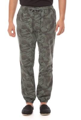 Shuffle Printed Cotton Lycra Blend Men's Harem Pants