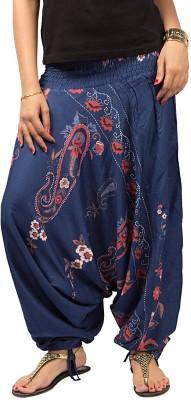 SBS Printed Viscose Women's Harem Pants