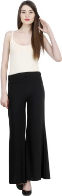 Zupe Solid Polyester Women's Harem Pants