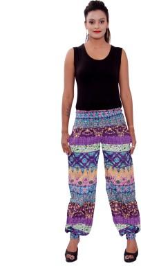 Uttam Enterprises Printed Cotton Women's Harem Pants