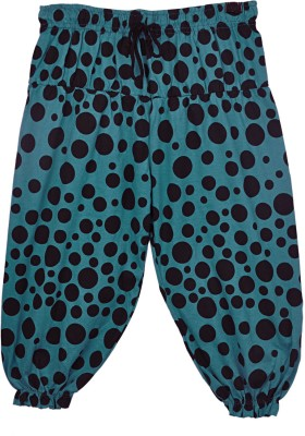 Eimoie Polka Print Cotton Girl's Harem Pants