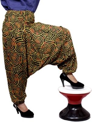 Krishna Mart Printed Cotton Women's Harem Pants