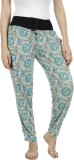 Camey Printed Cotton Women's Harem Pants