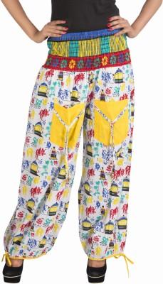 Parinita Printed Cotton Women's Harem Pants