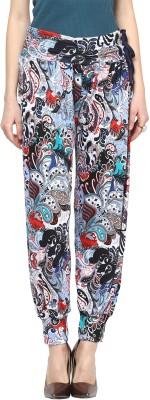 Sakhi Sang Printed Viscose Women's Harem Pants