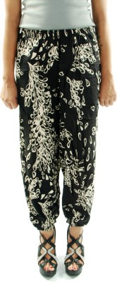 Amohaa Printed Cotton Women's Harem Pants