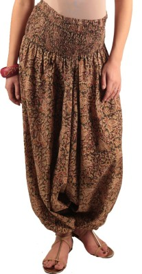 Morph Maternity Printed Cotton Women's Harem Pants