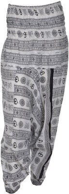 Freedom Daisy Printed Cotton Women's Harem Pants