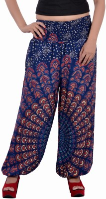 Indi Bargain Printed Viscose Womens Harem Pants