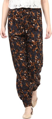 TheGudLook Printed Poly Cotton Women's Harem Pants