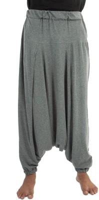 Liash Solid Cotton Men's Harem Pants