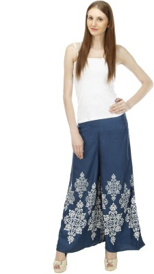 Splendent Printed Rayon Women's Harem Pants