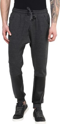 PUNK Solid Cotton Boys Harem Pants