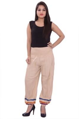 Razio Printed Cotton Women's Harem Pants