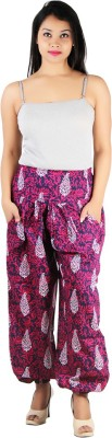 Ankita Printed Cotton Women's Harem Pants