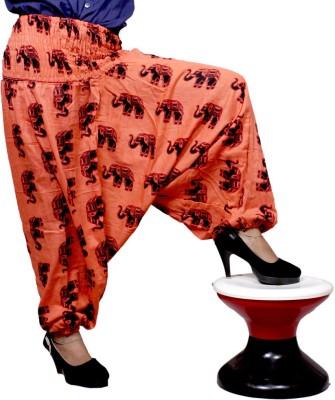 Krishna Mart Animal Print Cotton Women's Harem Pants