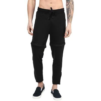 PUNK Solid Cotton Men's Harem Pants