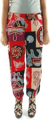 Amohaa Printed Cotton Women's Harem Pants