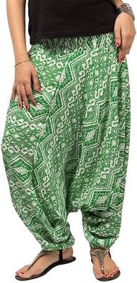 SBS Printed Viscose Womens Harem Pants