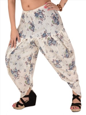Skirts & Scarves Printed Cotton Women's Harem Pants