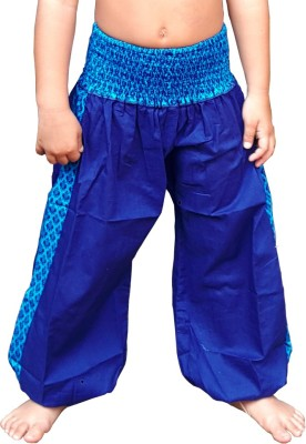 Aummade Graphic Print, Printed Cotton Baby Boy's Harem Pants
