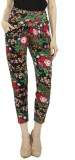 Camey Floral Print Polyester Women's Har...