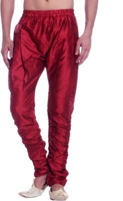 Royal Kurta Solid Dupion Silk Men's Harem Pants