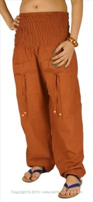 Skirts & Scarves Solid Cotton Women's Harem Pants