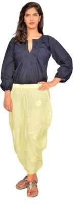 Manvi Embroidered Viscose Women's Harem Pants