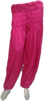 rc Self Design Cotton Women,s Harem Pants
