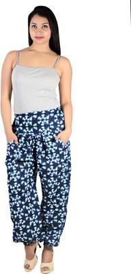 Ankita Printed Cotton Women's Harem Pants