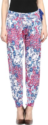 Sakhi Sang Printed Viscose Womens Harem Pants